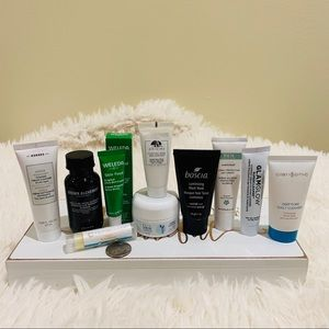 Skin care bundle 10 pcs.